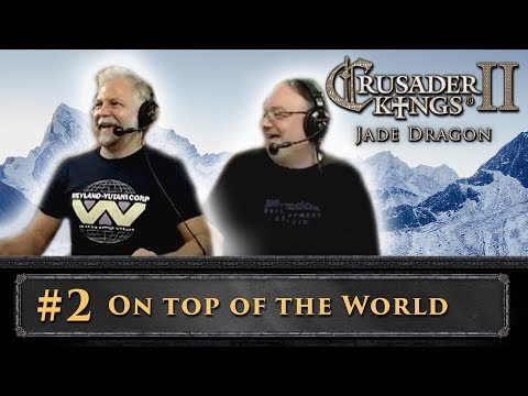 CK 2: Jade Dragon - #2 - On Top Of the World