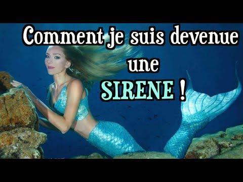 how I became a mermaid