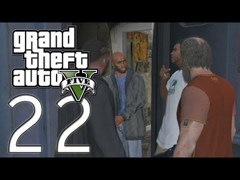 Grand Theft Auto V - E22 - Meeting the Boys (GTAV)