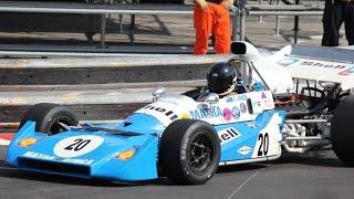 『Legendary(1966-72) F1 Pure Sounds!』HISTORIC MONACO GP 2016
