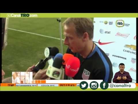 Jurgen Klinsmann analizó a Colombia