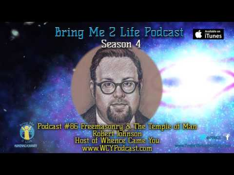 Podcast #86 Freemasonry & the Temple of Man
