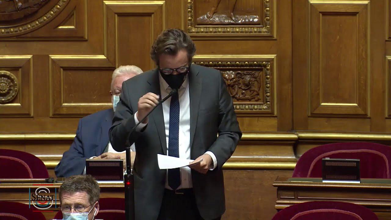 Emmanuel CAPUS : Débat - La dette publiqueà l'aune de la crise économique actuelle