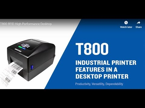T800 Thermal Shipping Label Printer | Thermal Desktop Printers