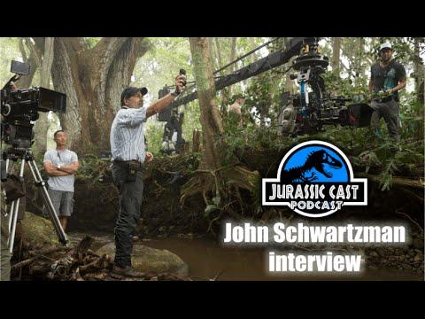 Jurassic World - John Schwartzman interview