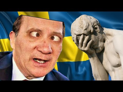 Sweden's Prime Minister Embarrasses Himself #MeToo