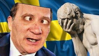 Sweden's Prime Minister Embarrasses Himself #MeToo