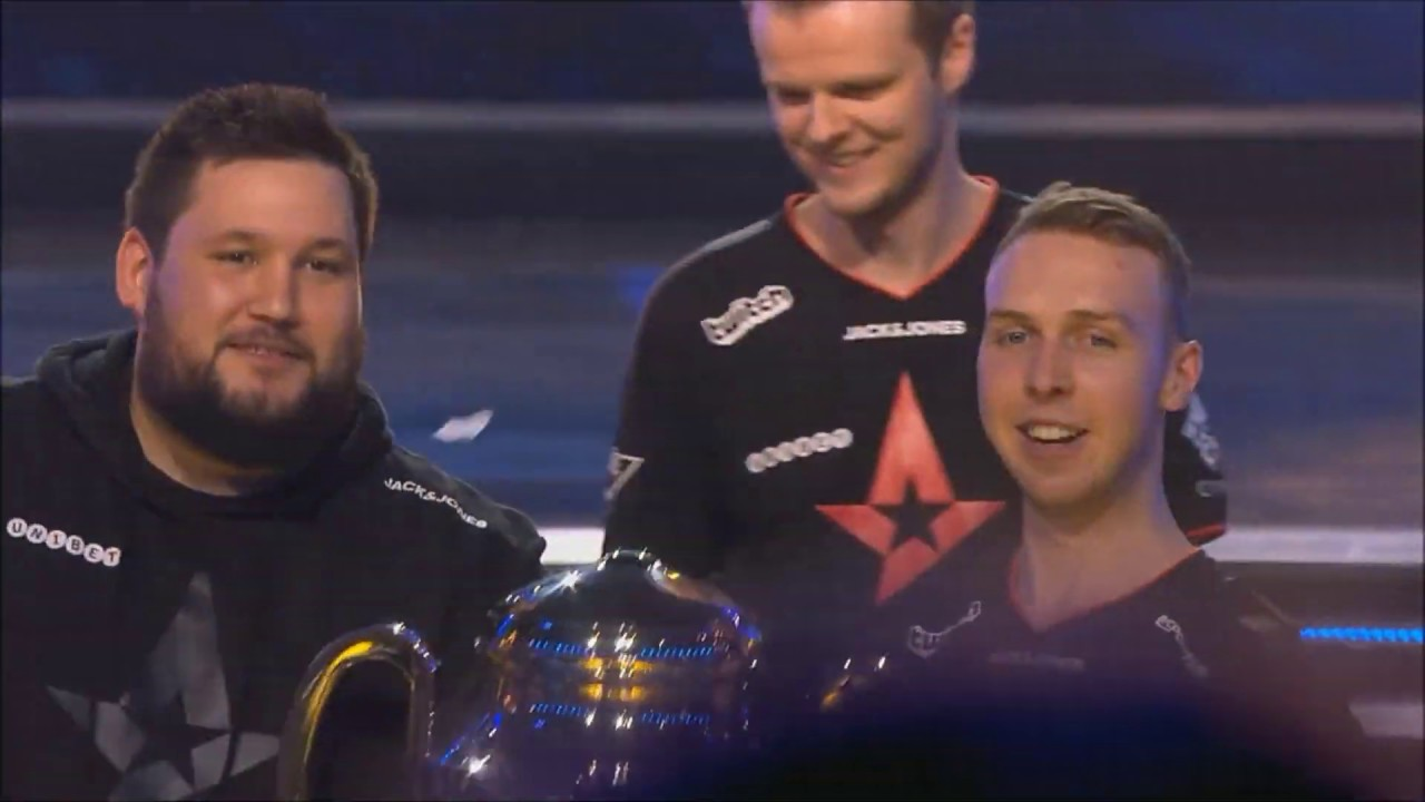 Astralis Winning IEM Katowice 2019! Final Round & Celebration!