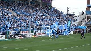【2019/05/18】リーグ戦ホーム初勝利! 試合終盤からの雰囲気