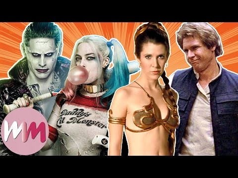 Top 10 Halloween Costumes For Couples