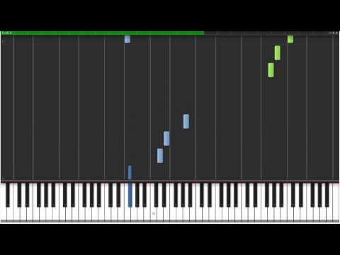 [Piano Tutorial] One Piece - Mother Sea [Piano Tutorial]