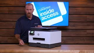 Unboxing the HP OfficeJet Pro 9020 Printer