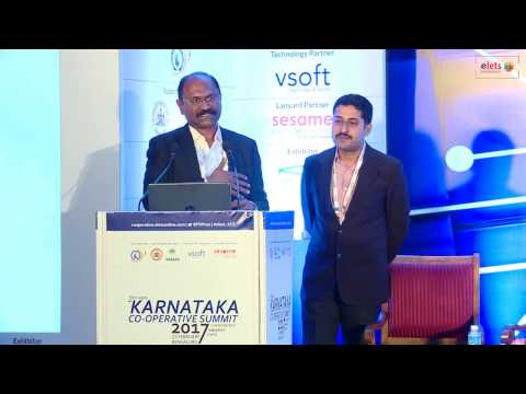 KCS 2017 - B Satish Kumar, Vice President, Transaction Banking Head, Axis Bank Ltd