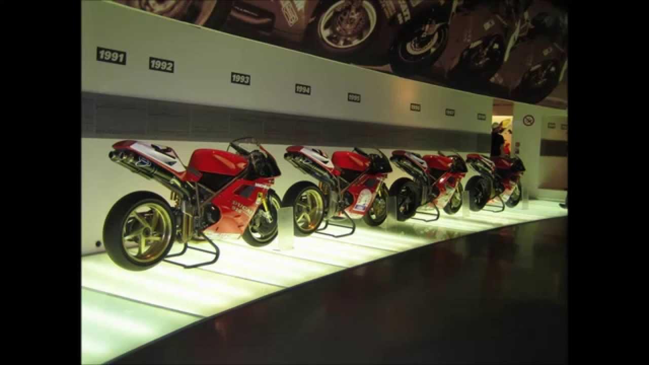 Ducati Factory Italy