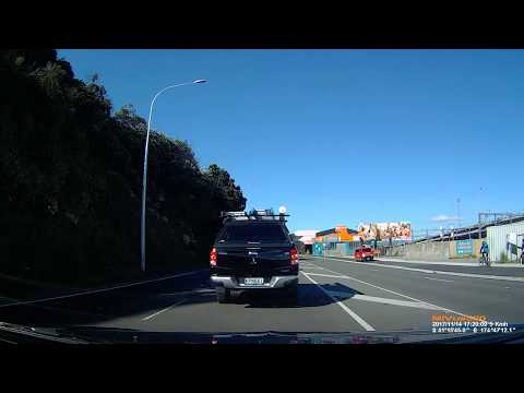 Courier Driver vs Shared Pathway