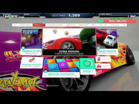 PL???? Forza Horizon 4   Jak najszybciej zarobić kredyty #forzajakzarabiać #forzaporadnik  #FH4