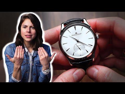 Watchmaker Jaeger-LeCoultre Has A Serious Problem. | Jenni Elle