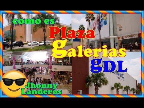 Como Es Plaza Galerias Guadalajara Jalisco Mexico / Jhonny Landeros