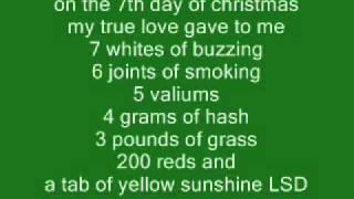 12 drugs of christmas