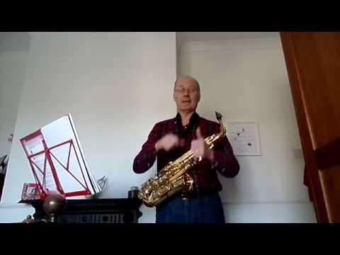 ABRSM Jazz Sax Grade 1 Practice - 3 Pieces