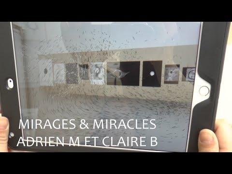 Expo Mirages et Miracles au Lux à Valence