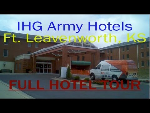 Full Hotel Tour - IHG Army Hotels (Ft. Leavenworth, KS)