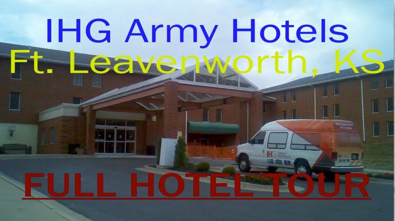 Full Hotel Tour Ihg Army Hotels Ft Leavenworth Ks