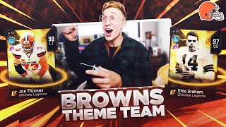 The All-Time Browns Team!