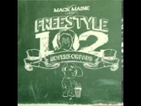 Mack Maine Ft Flow, P.A.P.I. (N.O.R.E.), Cory Gunz - Ghetto