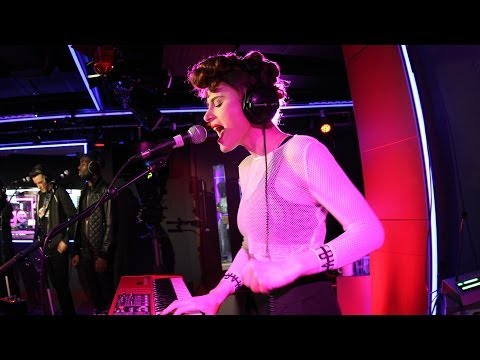 Kiesza - Hideaway in the 1Xtra Live Lounge