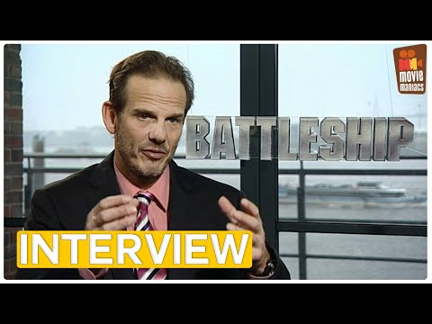 Battleship   Peter Berg About The Dangers On Set (2012)  & Gewinnspiel EXCLUSIVE Interview