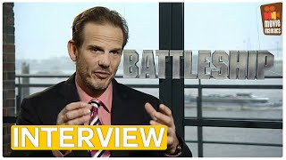 Battleship | Peter Berg About The Dangers On Set (2012)  & Gewinnspiel EXCLUSIVE Interview