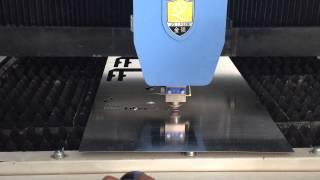 лазерная резка алюминий  и медь  латунь  1-2mm JQ волоконный лазер(, 2015-06-04T03:13:59.000Z)