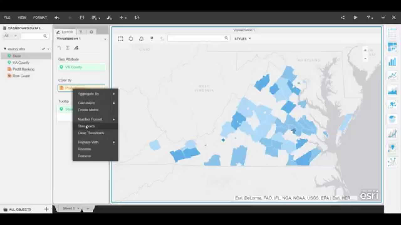 Enhanced Mapping And Geocoding In MicroStrategy Secure - Microstrategy us county map