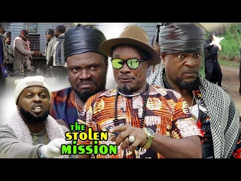 Download The Stolen Mission 3&4 - 2018 Latest Nigerian Nollywood Movie//African Movie Full HD