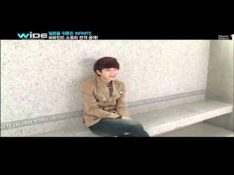 [HD] 120509 Mnet Wide 일본을 뒤흔든 INFINITE 비하인드 스토리