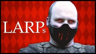 LARPs Returns! Season 2 Prologue