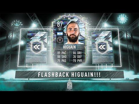 BRILLIANT FLASHBACK HIGUAIN SBC! - FIFA 21 Ultimate Team