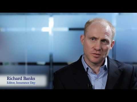 Insurance Day - Lloyd's - Richard Banks