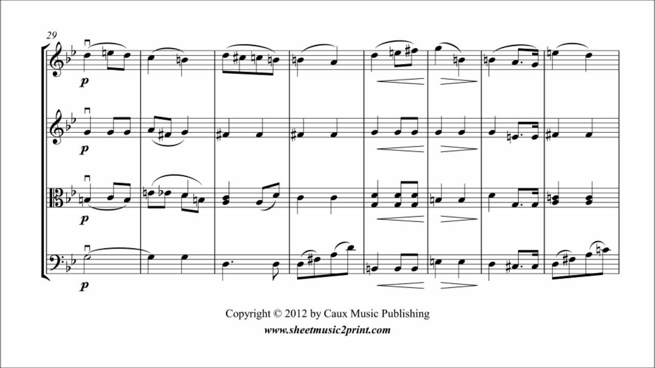 Wagner Bridal Chorus String Quartet