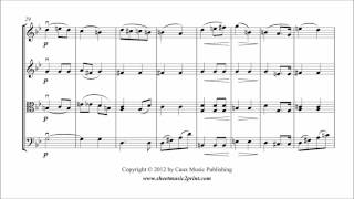 Wagner : Bridal Chorus - String Quartet