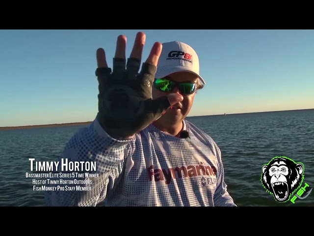 Fish Monkey Gloves Hype Video 1