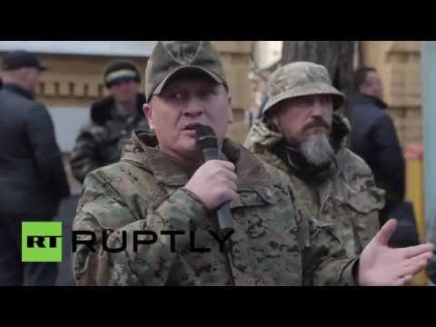 Ukraine: Kiev's foreign fighters demand citizenship for war-effort in Donbass