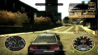 NFS - Most Wanted Gameplay-3 Asus K53S - nvidia GT540M, 750gb hdd, 2gb, 4gb ddr3, core i5 2.40ghz