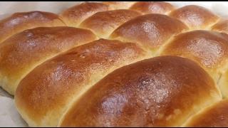 МЯГКИЕ и ВКУСНЫЕ ПИРОЖКИ в духовке(начинка любая)РЕЦЕПТ|Тесто Для Пирожков КАК ПУХ|Bread Roll Recipe