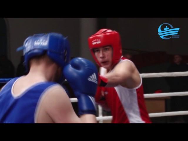 В Каспийске завершился чемпионат Республики Дагестан по боксу