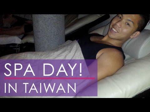Taiwan 2015 (Day 5): Spa Day & Hsinchu City! | bethanyjchan vlog