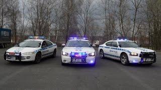*AMERICAN POLICE CRUISERS IN EUROPE* Městská policie Lázně Bohdaneč (MPLB) [2014]