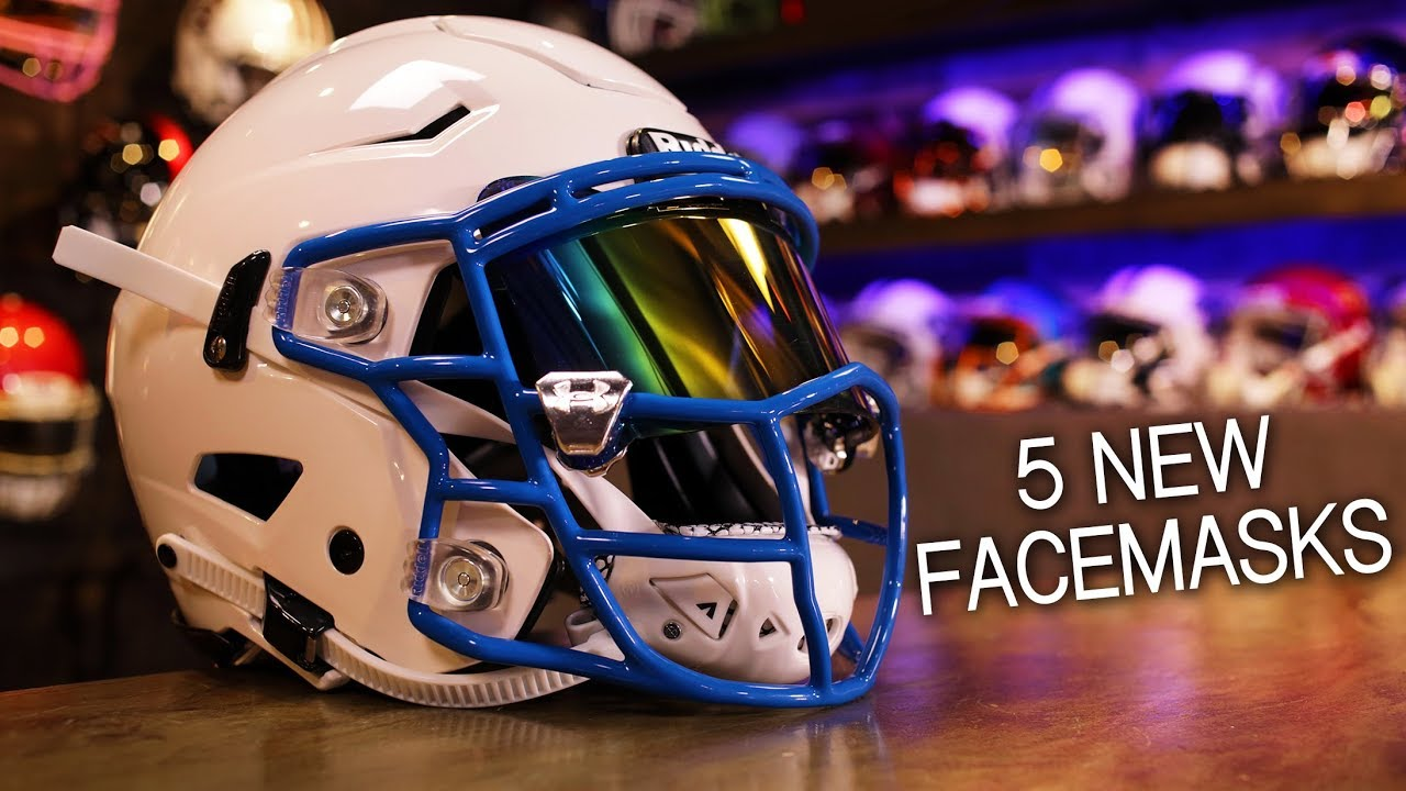 68bd0741 5 New SpeedFlex Facemasks For 2018 [Made In Detroit]
