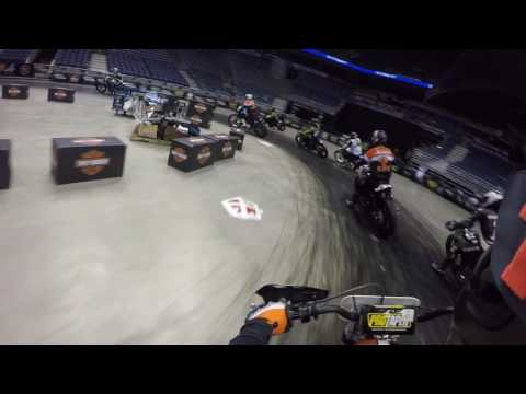 Flat Out Friday GoPro Track Preview | Harley-Davidson
